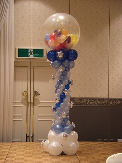Balloon de Regalo(風船アート)